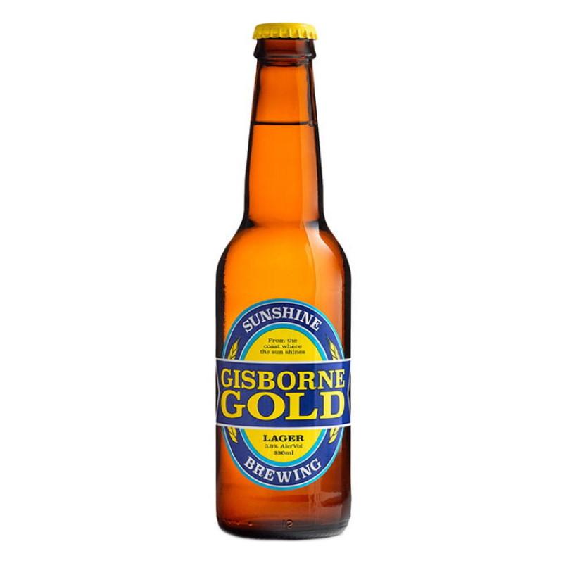 Sunshine Brewery Gisborne Gold