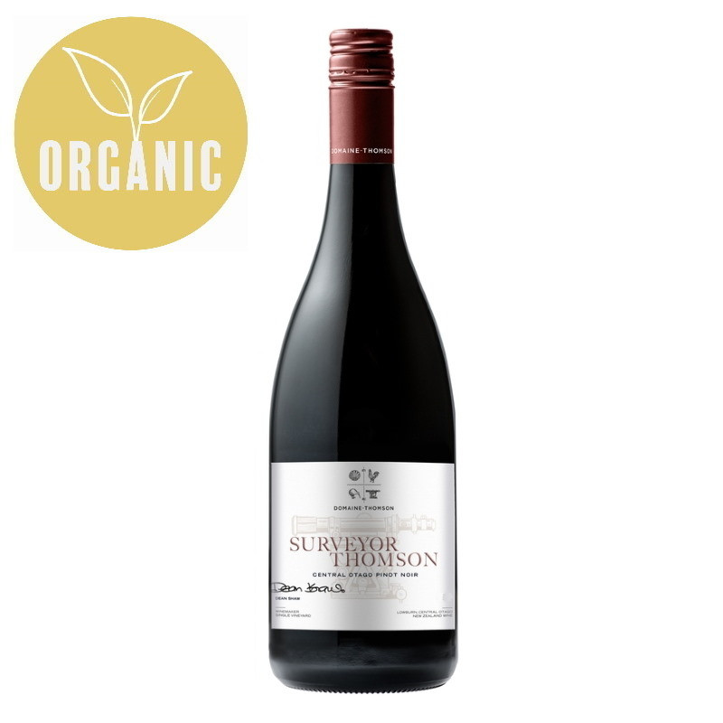Domaine Thomson Surveyor Thomson Pinot Noir