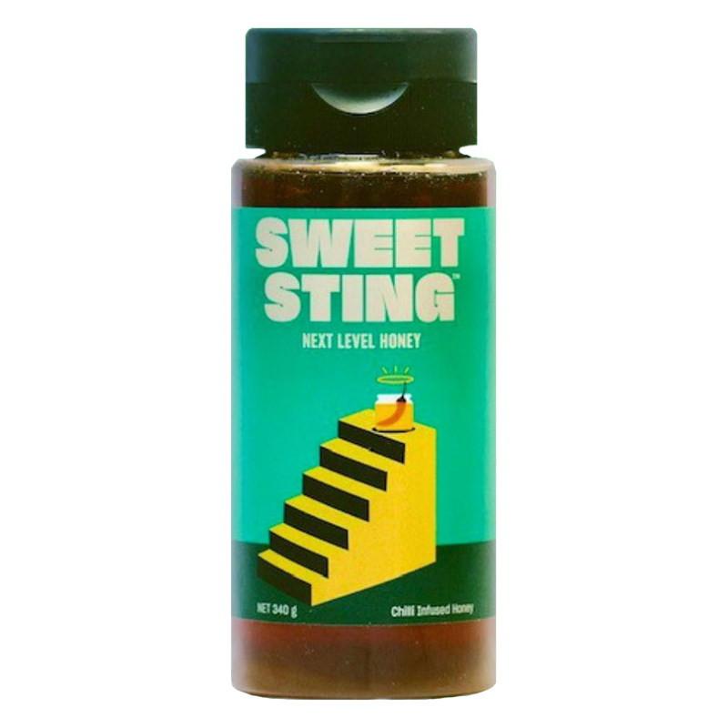Sweet Sting Chilli Infused Honey