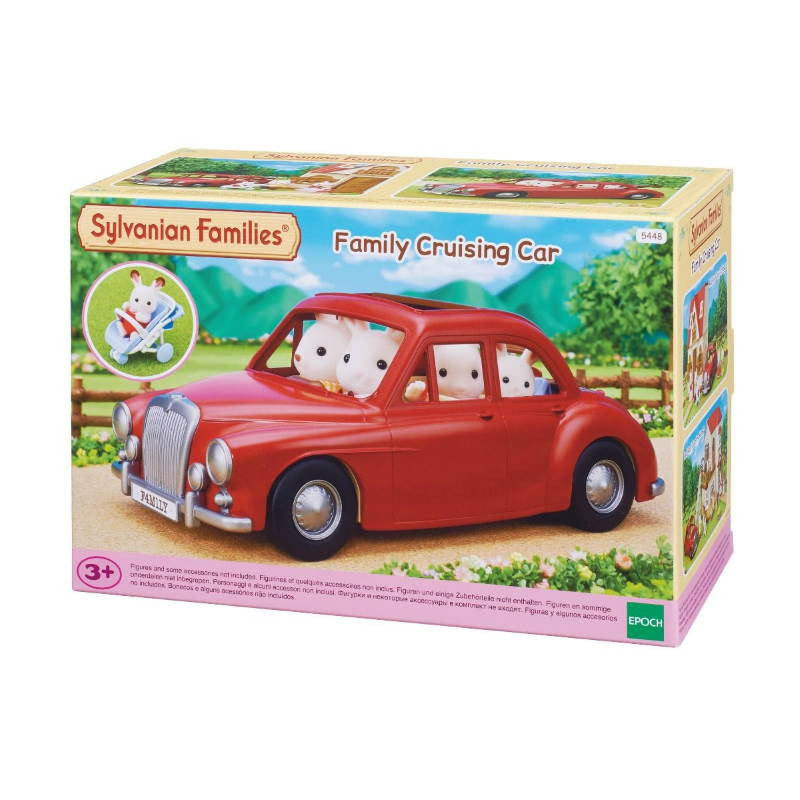 Sylvanian Family Cruising Car