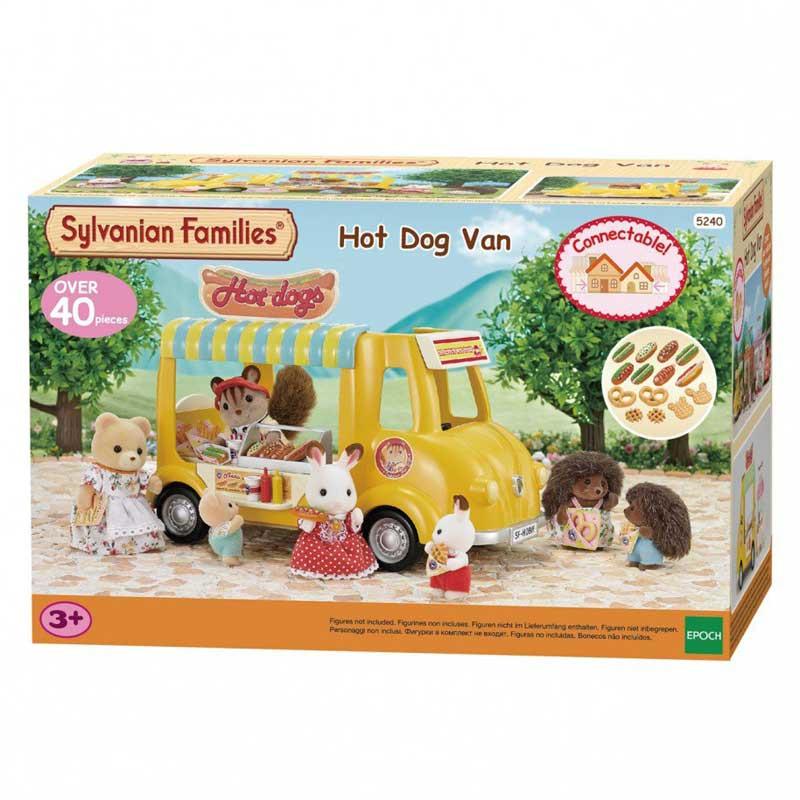 Sylvanian-Families-Hot-Dog-Van