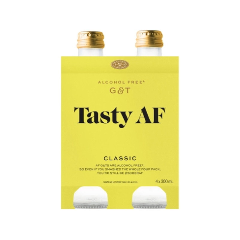 Tasty AF Classic G&T