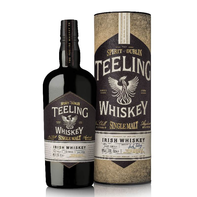 Teeling Irish Whiskey Single Malt