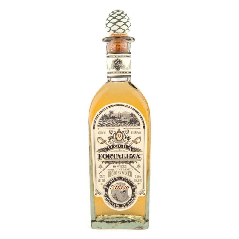 Tequila Fortaleza Anejo