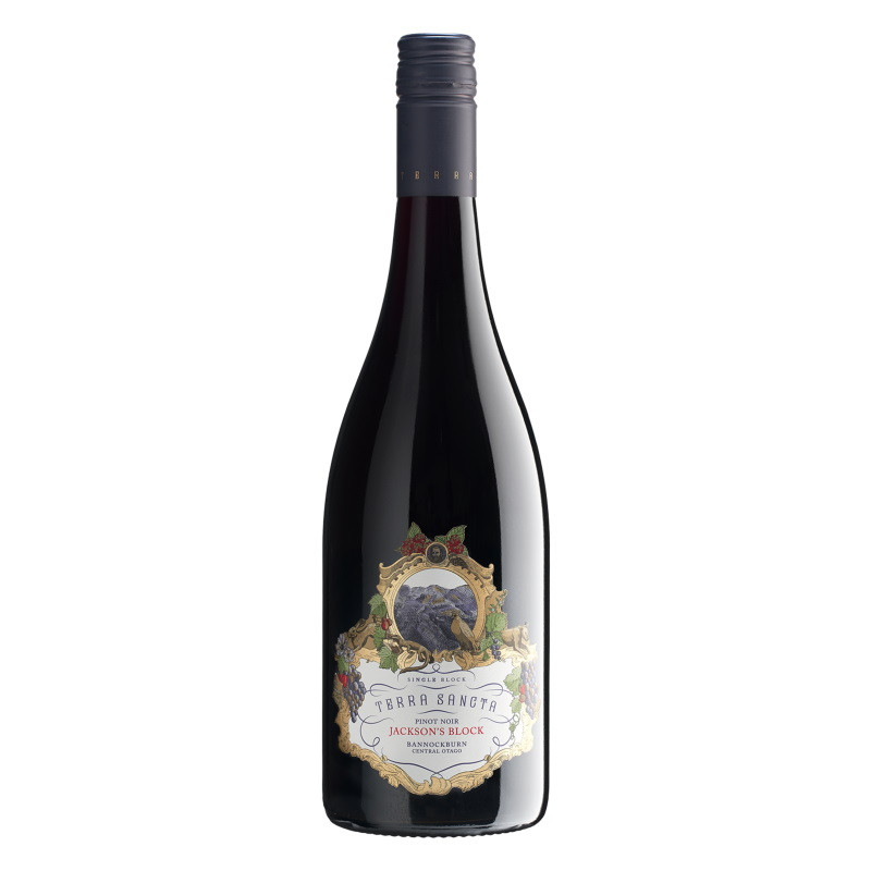 Terra Sancta Jackson's Block Pinot Noir