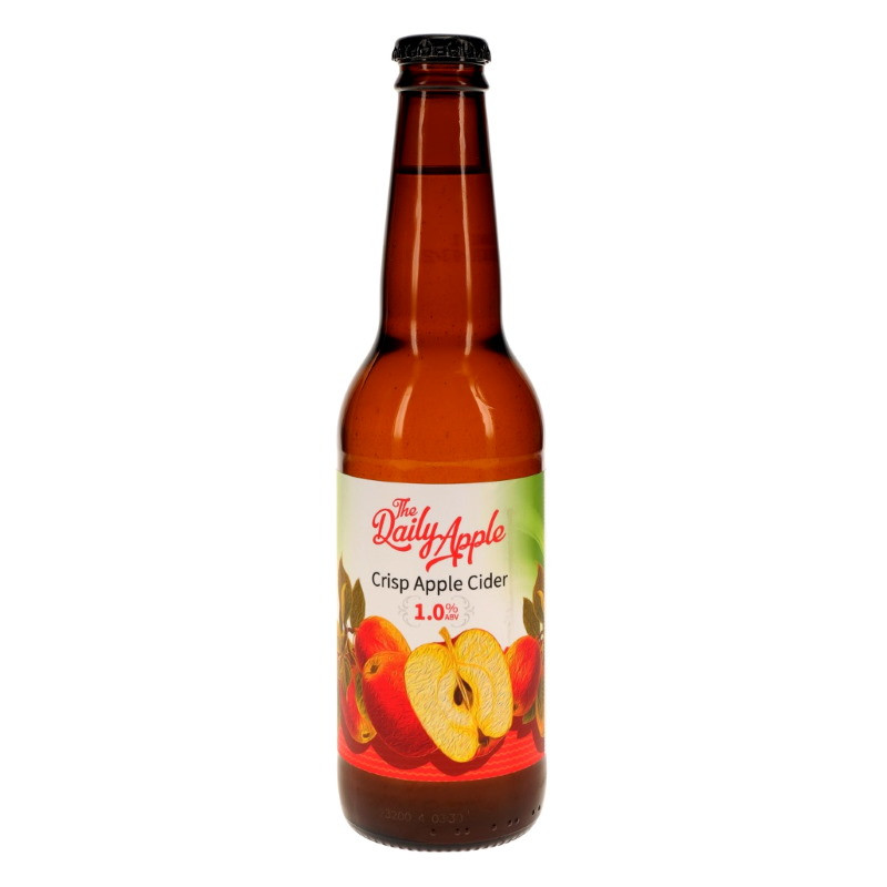 The Daily Apple 1% Cider