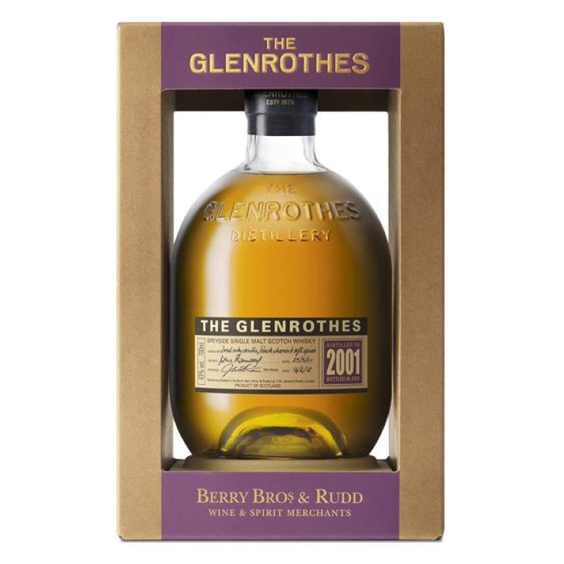 Glenrothes 2001 Vintage Single Malt Scotch Whisky