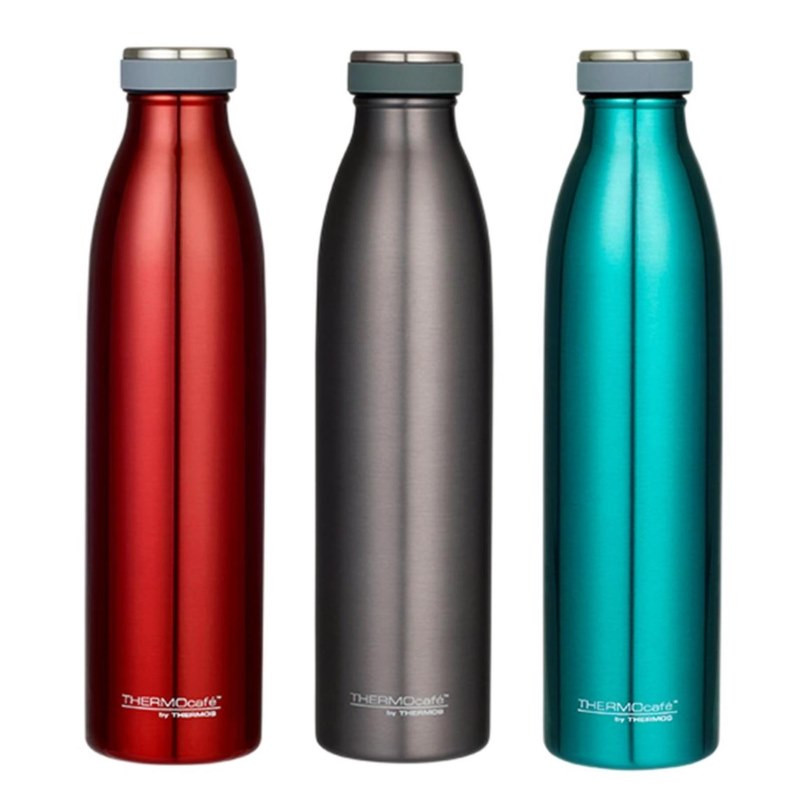 Thermos 750ml Thermocafe Vacuum Insulated Bottle