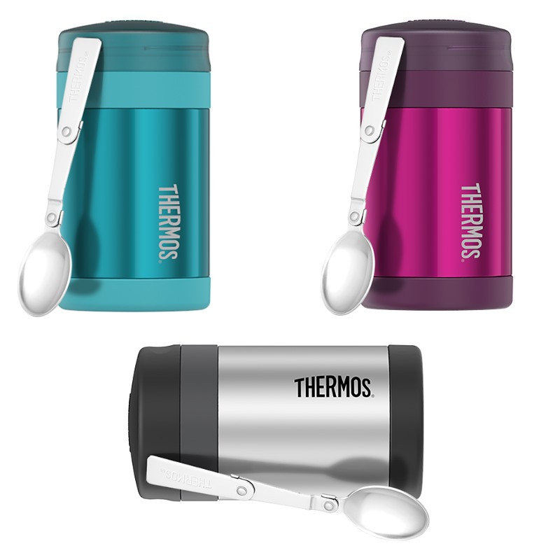 Thermos 470ml Stainless Steel Vacuum Insulated Food Jar