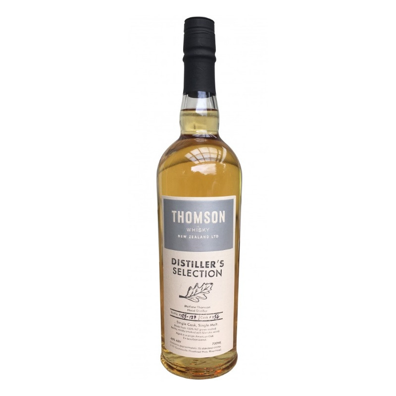 Thomson NZ Whisky Distillers Selection
