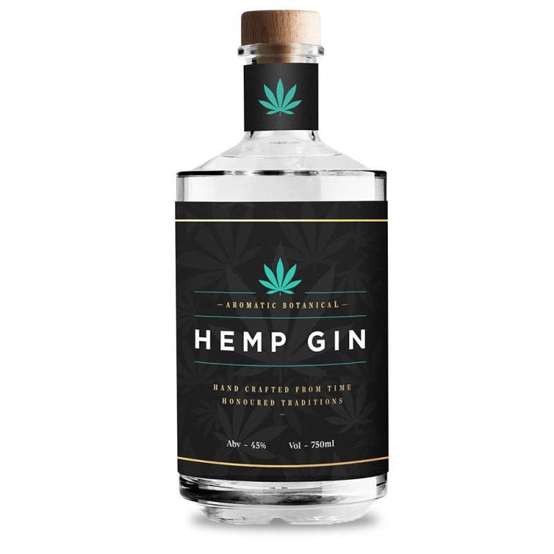 The National Distillery Company Hemp Gin