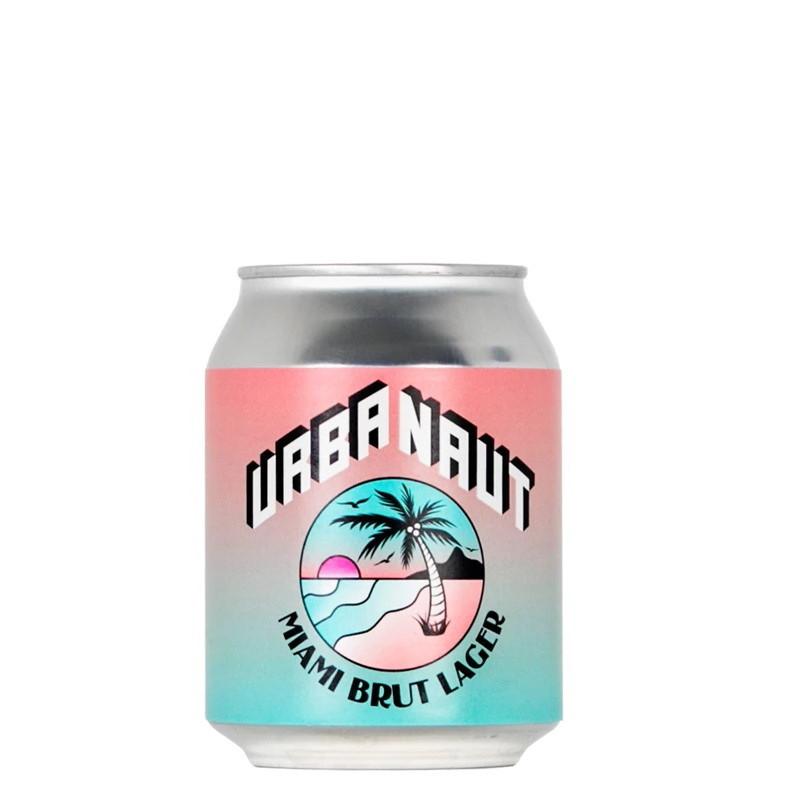 Urbanaut Miami Brut Lager