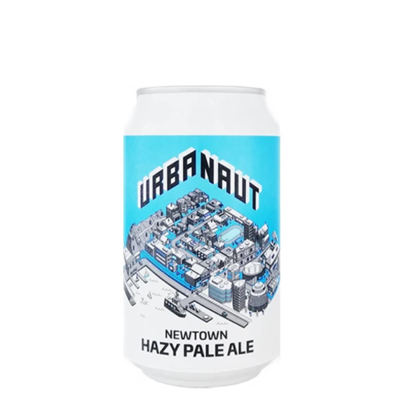 Urbanaut Newtown Hazy Pale Ale