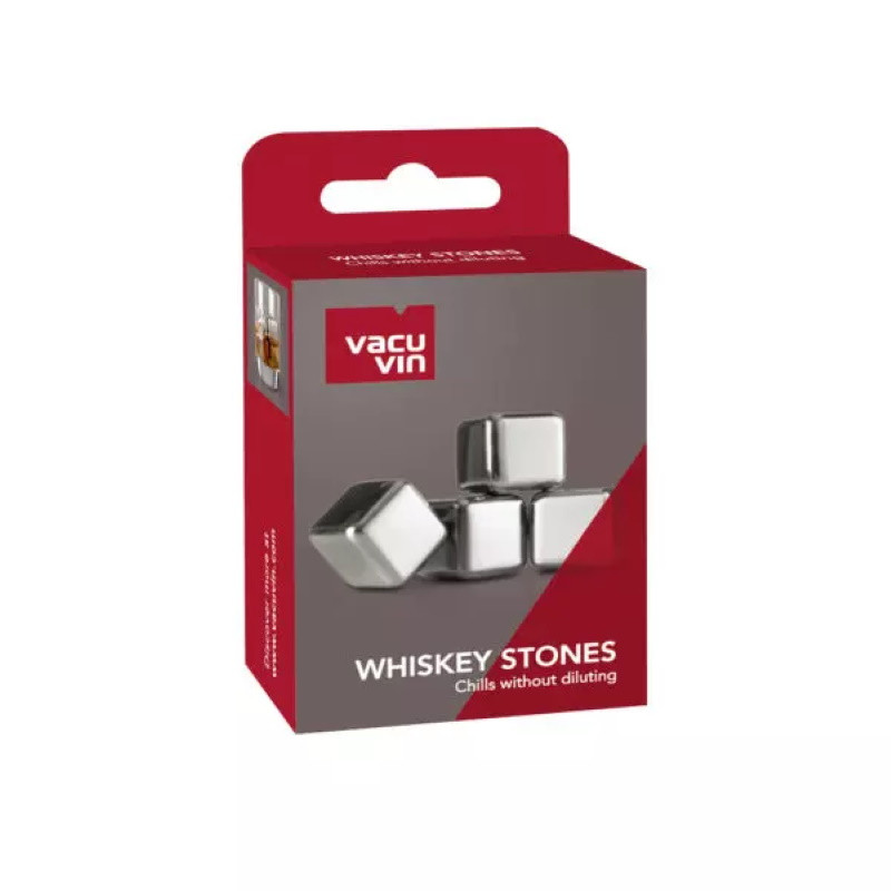 Vacuvin Whisky Stones