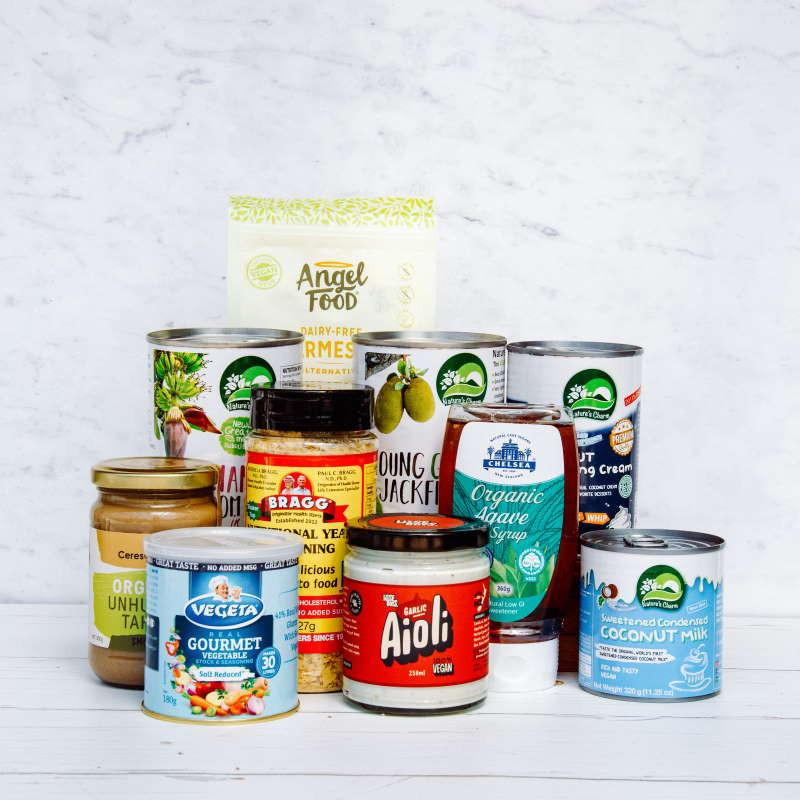 Vegan Pantry Starter Pack