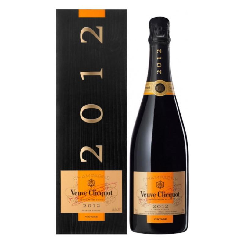 Veuve Clicquot Vintage Brut Champagne
