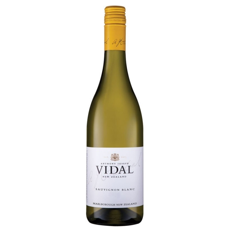 Vidal Estate Marlborough Sauvignon Blanc