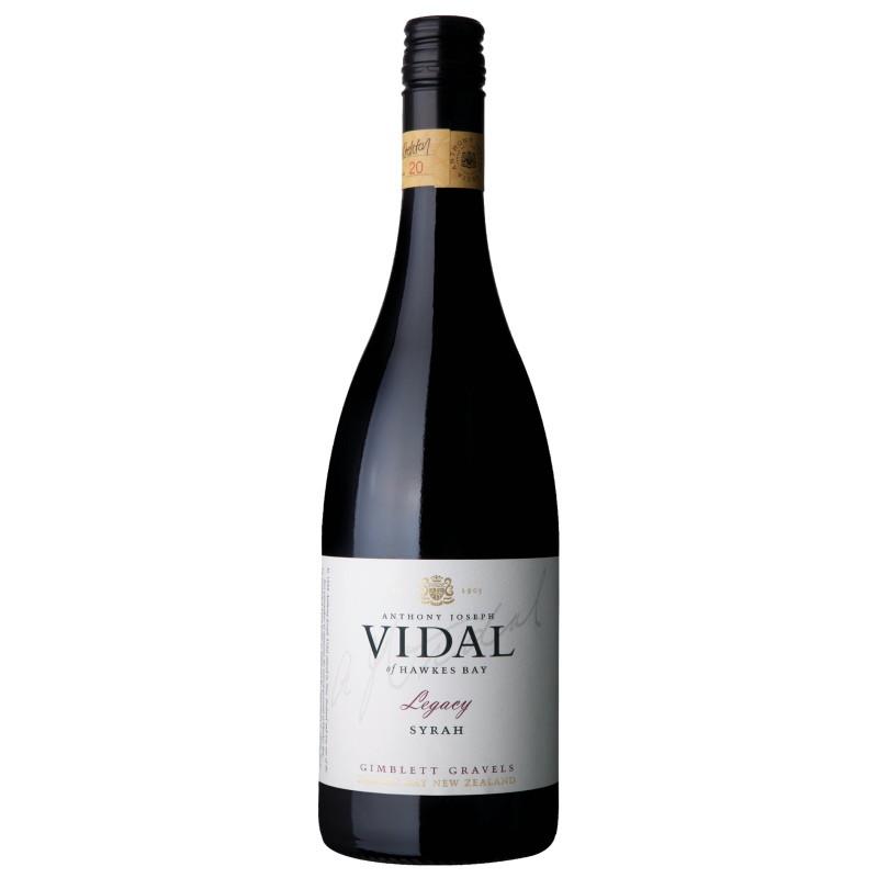 Vidal Legacy Syrah