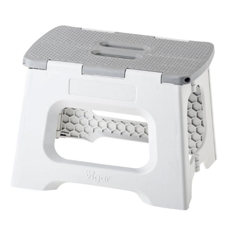 Vigar Compact Folding stool 23cm