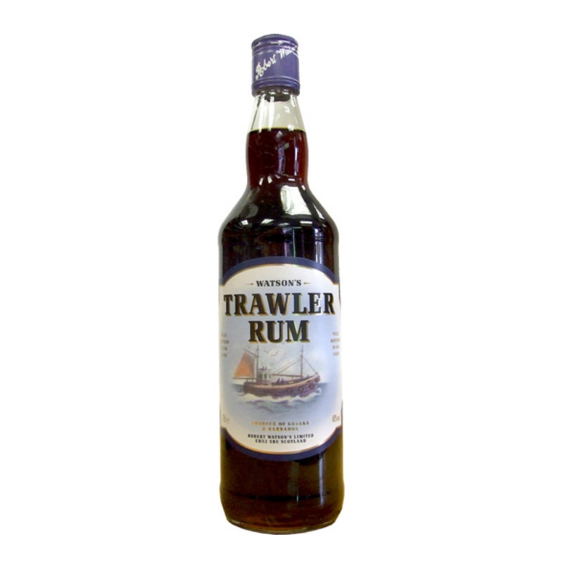 Watsons Trawler Rum
