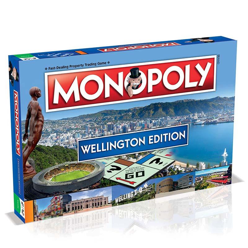 Monopoly Wellington Edition