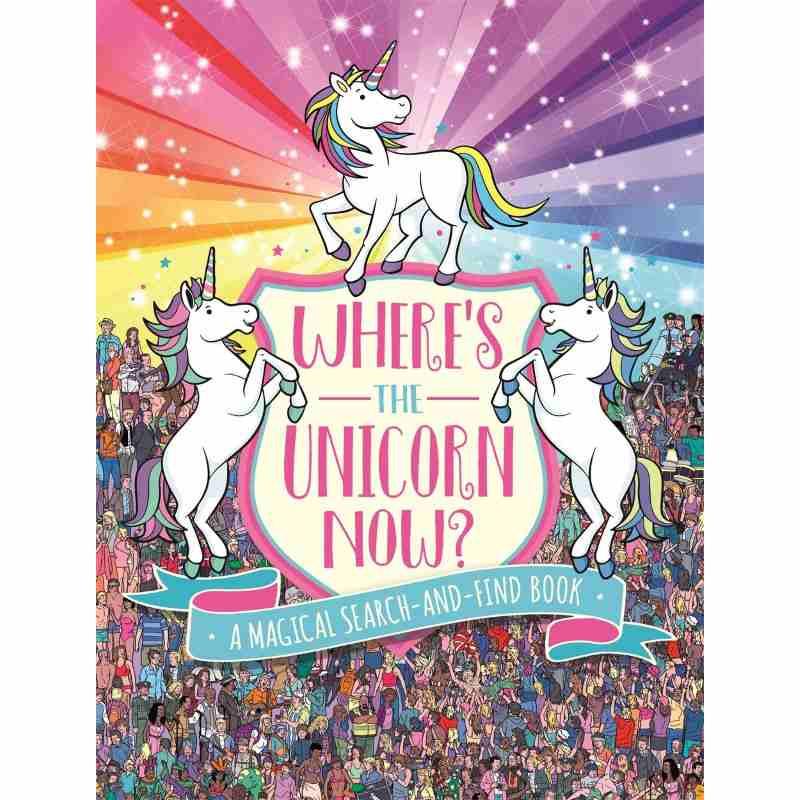 Wheres The Unicorn Now?