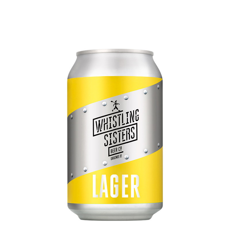 Whistling Sisters Lager