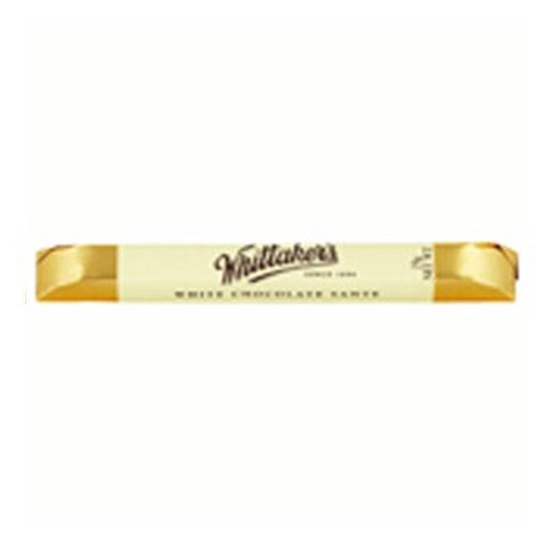 Whittaker's White Chocolate Sante Bars