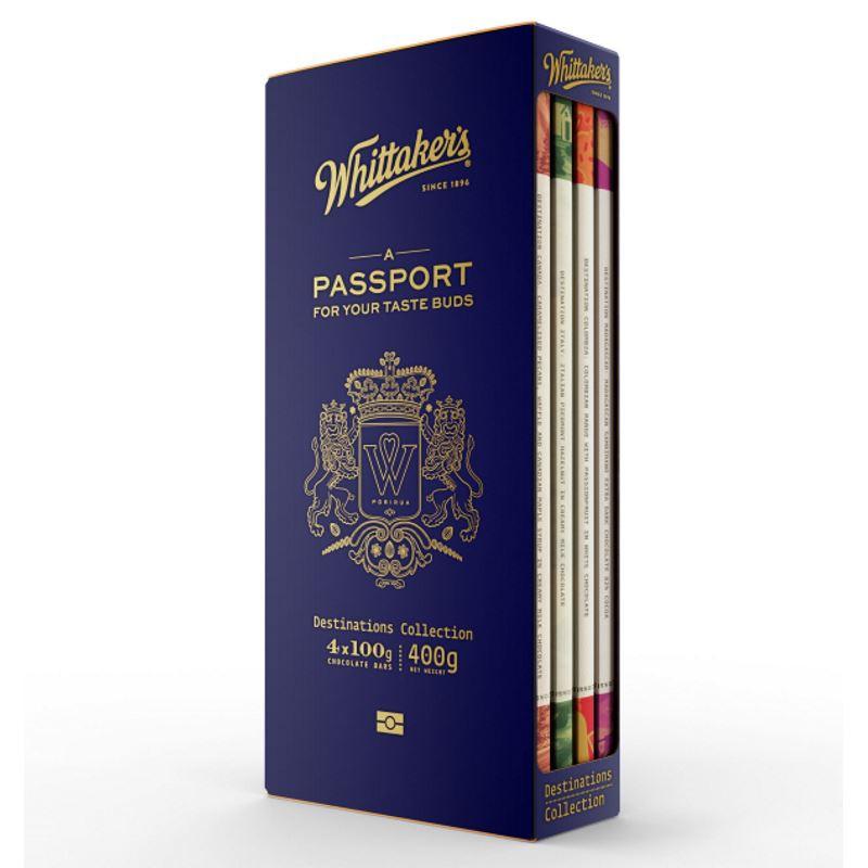 Whittaker Destination Gift Box