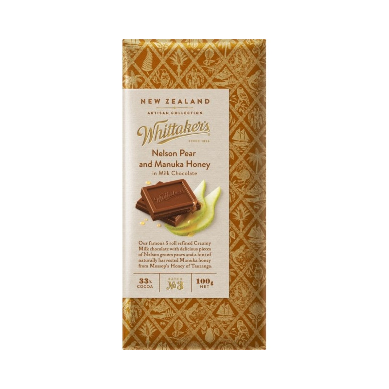 Whittakers-Artisan-Pear-Honey-Milk-Chocolate