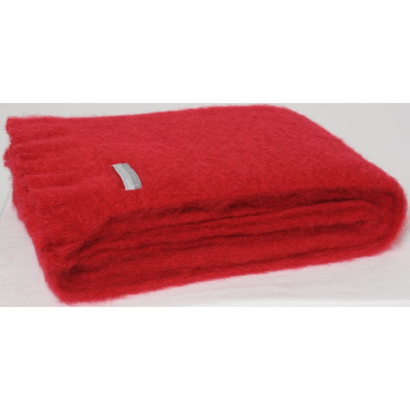 Windermere Mohair Throw