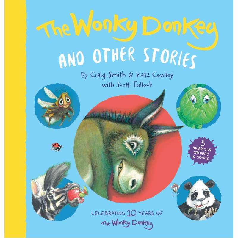 Wonky Donkey & Other Stories