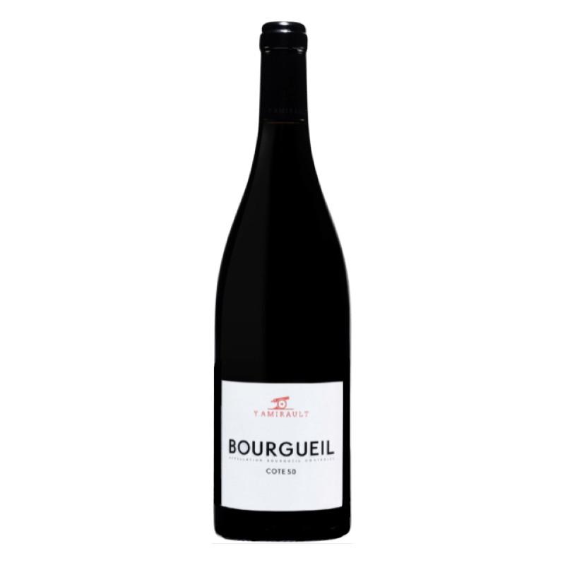 Yannick Amirault Bourgueil Cote 50