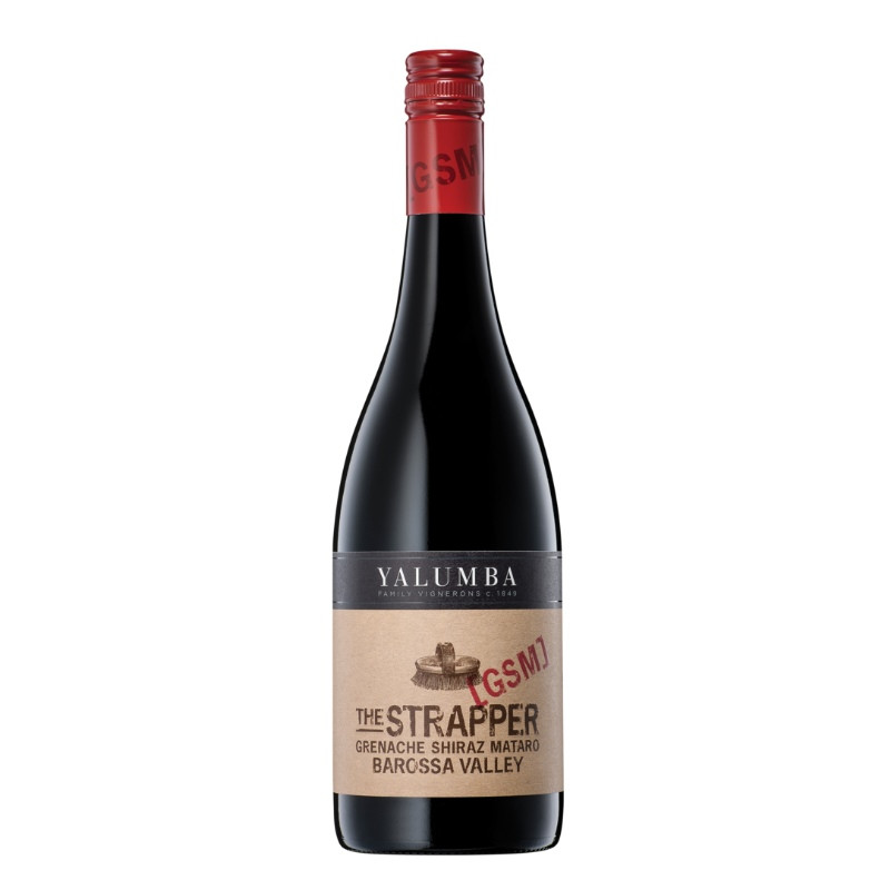 Yalumba The Strapper Grenache Shiraz Mataro
