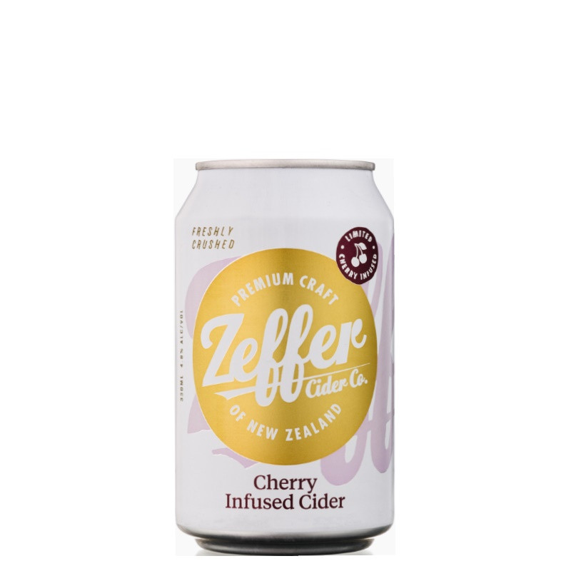 Zeffer Cherry Infused Cider