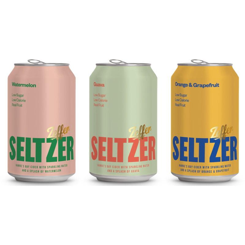Zeffer Seltzer Mixed 6