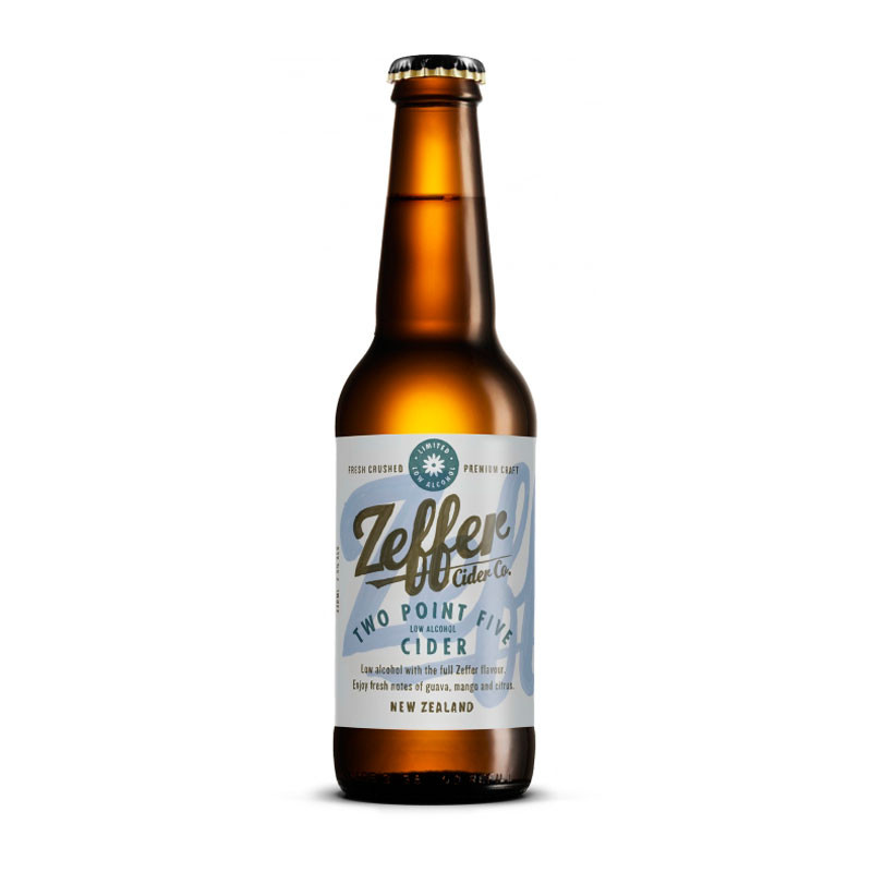 Zeffer Two-Point-Five Cider 330ml