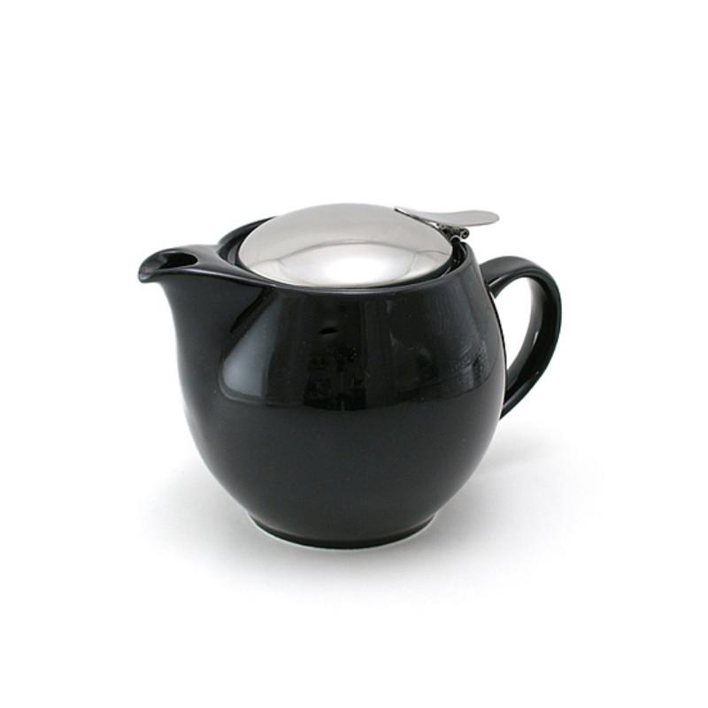 Zero Teapot Black