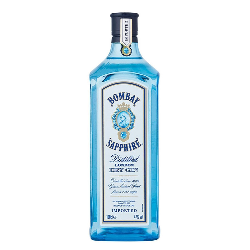Bombay Sapphire Litre London Gin From England Moore