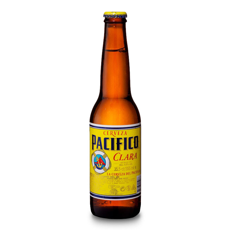 Pacifico Clara Cerveza Lager Beer From Mexico Moore