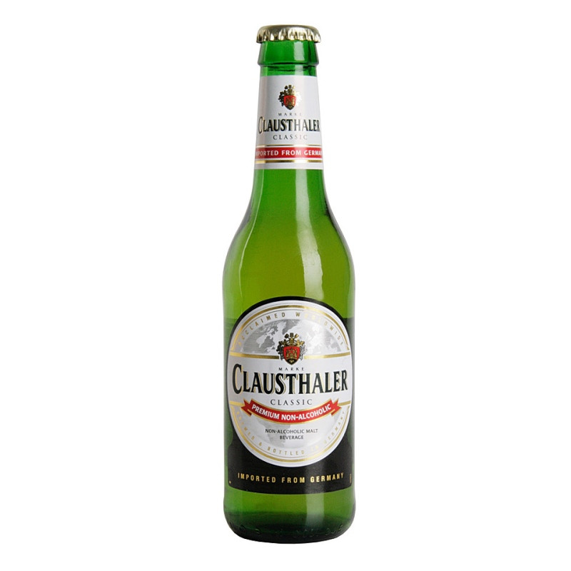 clausthaler non alcoholic beer from germany   moore wilson s