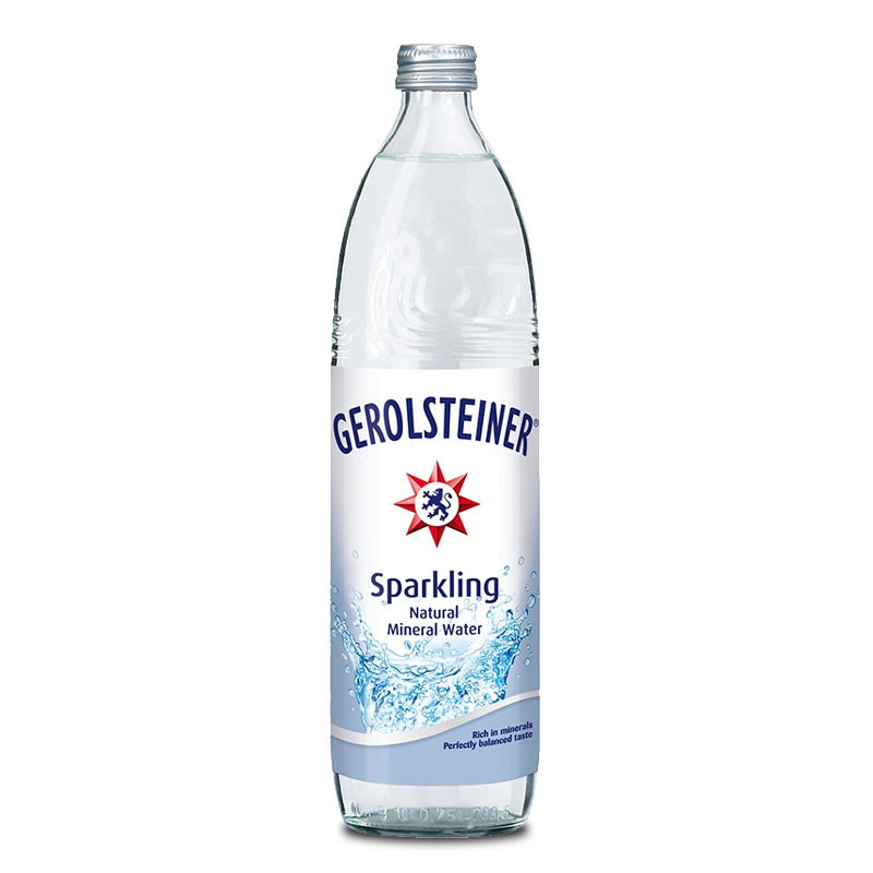 374b06d600 Gerolsteiner Naturally sparkling Mineral Water from Germany - Moore ...