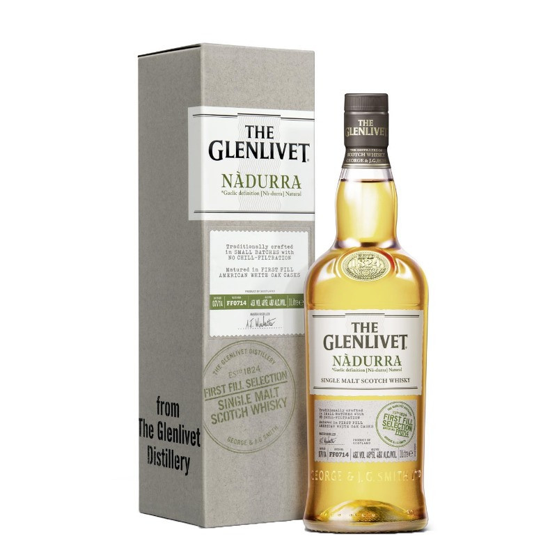 Glenlivet triple cask matured