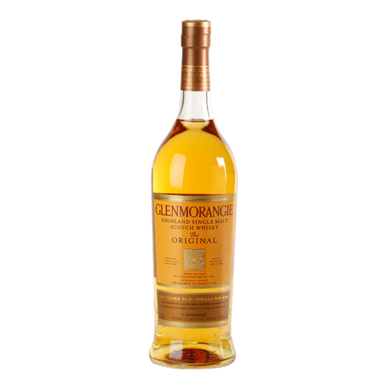Glenmorangie 10 Year Old Original Malt Whisky Spirits