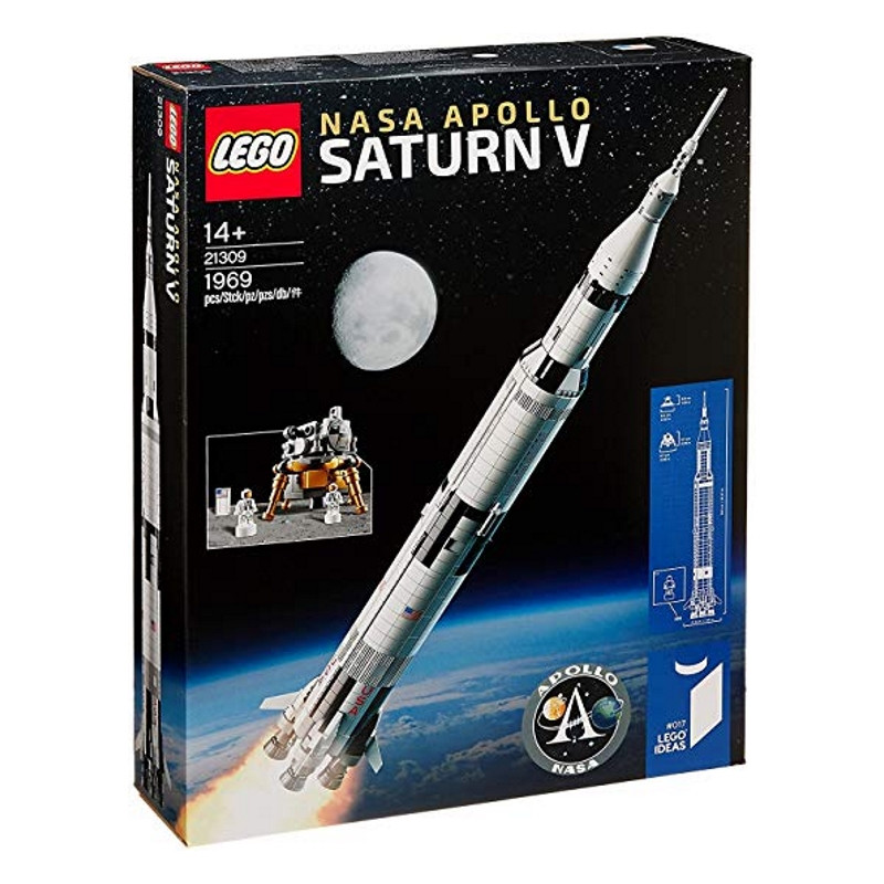Lego Ideas Nasa Apollo Saturn V Moore Wilson S