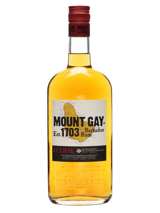 Mount gay rum puzzle