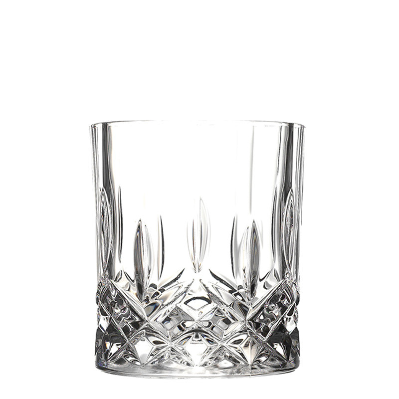 Rcr Opera Lead Crystal Whiskey Tumbler Glass Moore Wilson S
