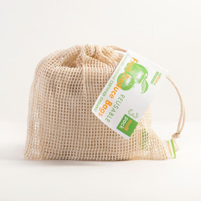 Rethink Reusable Fresh Produce Bags