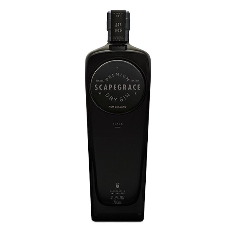 Scapegrace Black New Zealand Gin Moore Wilson S