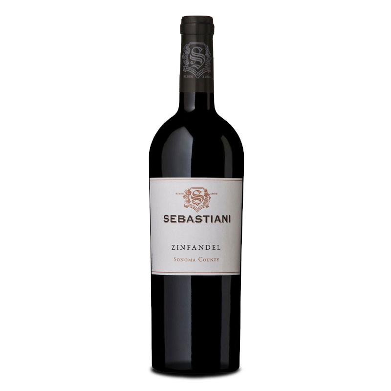 Sebastiani Zinfandel Red Wine From Sonoma Usa Moore